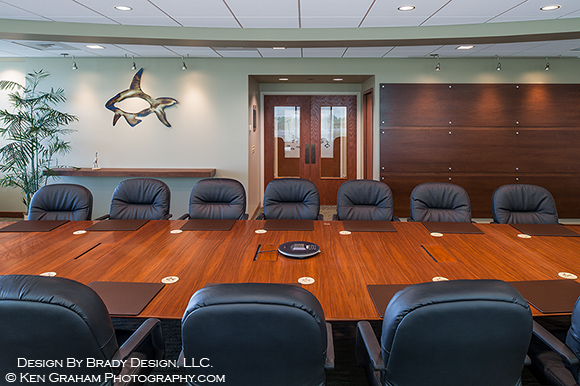 Koniag Inc.- Corporate Board Room